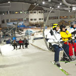 Skihalle Neuss Sessellift