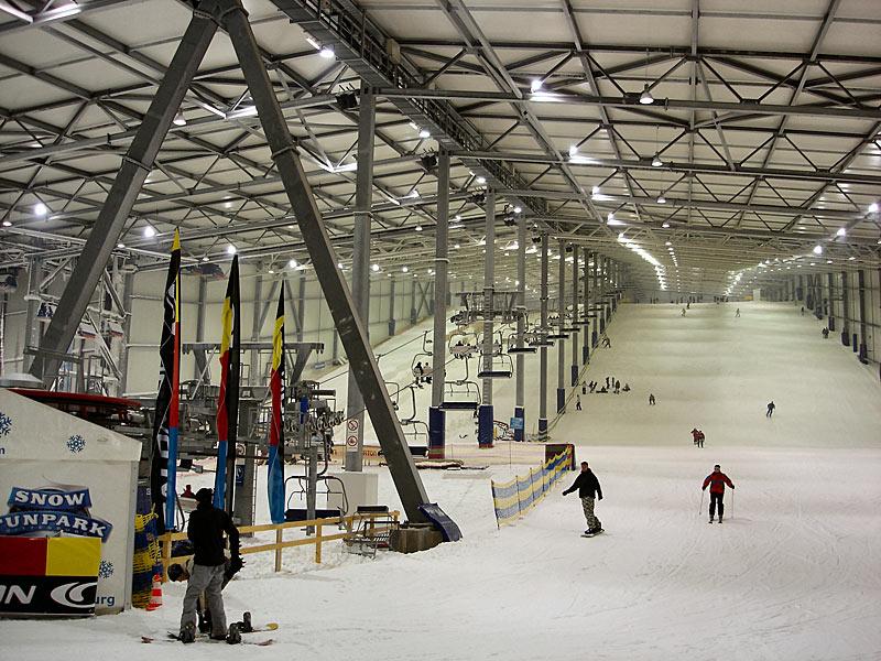 Skihalle Wittenburg Bilder